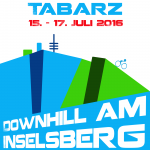 Logo Downhill am Inselsberg 2016